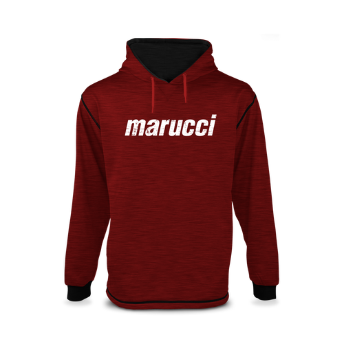 Youth Marucci Branded Technical Fleece Hoodie