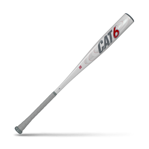 CAT6 BBCOR offers one-piece alloy construction for a smooth, traditional feel