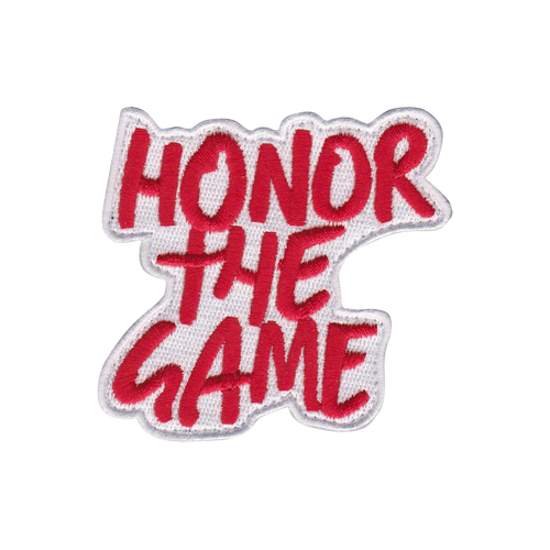 HTG Patch #HonorTheGame