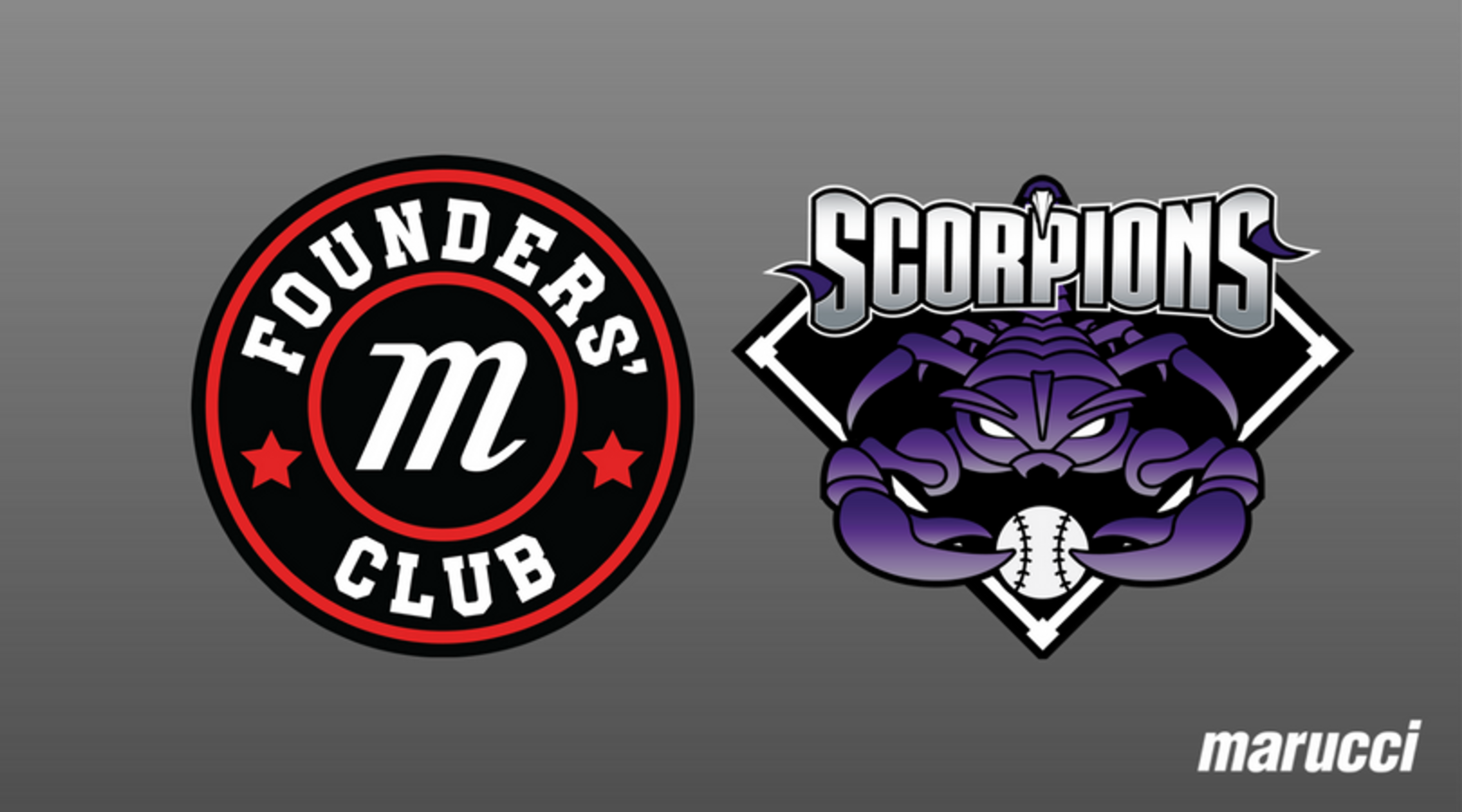 Scorpions Baseball Joins the Marucci Founders' Club