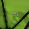 10 Feet Aluminum Offset Patio Umbrella with Crank(Apple Green)