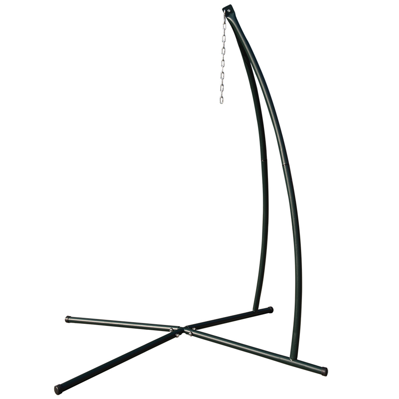 LazyDaze Hammocks Summit X-Stand with Heavy Duty Steel Frame for ...