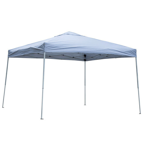 10 x 10 FT Portable Canopy Tent Set with Roller Bag