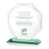 Gem Cut Octagon Award