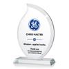 Flame Optical Crystal Award
