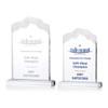 Wave Top Acrylic Award