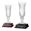 Tribute Crystal Award Vases