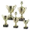 Gold Metal Cup Trophies