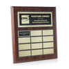 Laser Engraved Value Perpetual Plaques