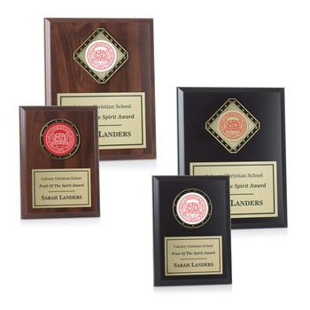 Medallion Series Plaques