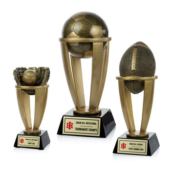 Sport Resin Tower Trophies