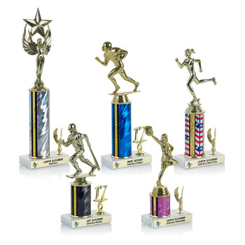 Achiever Plus Series Trophies (5 Sizes)