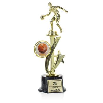 """Shooting Star Series 13 1/2"""" Trophy"""