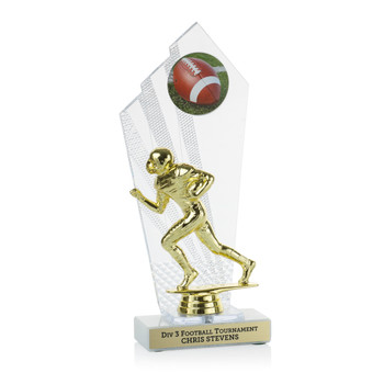 Flame Series Trophies (2 Sizes)