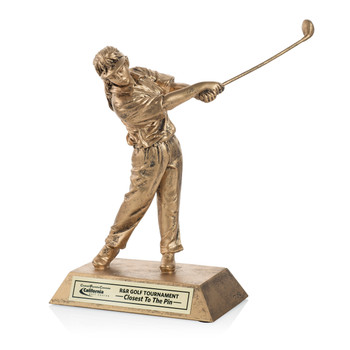 Sculptured Golf Award
