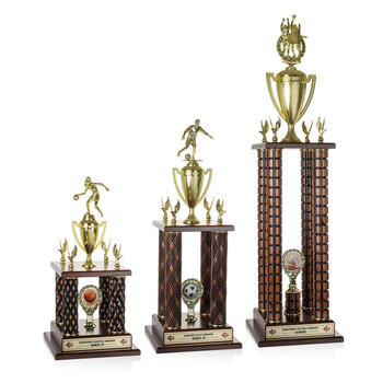 Grand Champion 4-Post Trophies