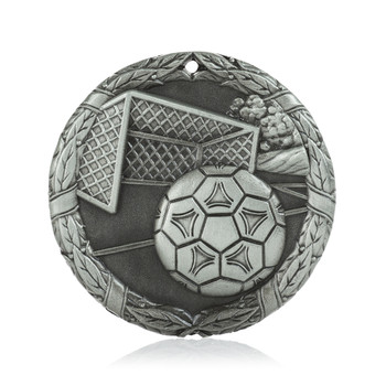 "Soccer Goal 2"" Activity Medal"