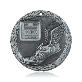 "Track 2"" Activity Medal"
