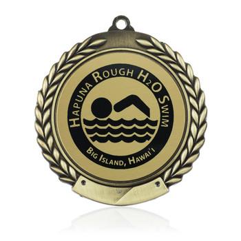 Economy Custom Metal Emblem Medals