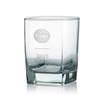 Etched Glasses (Set of 4)