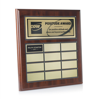 Full Color Value Perpetual Plaques