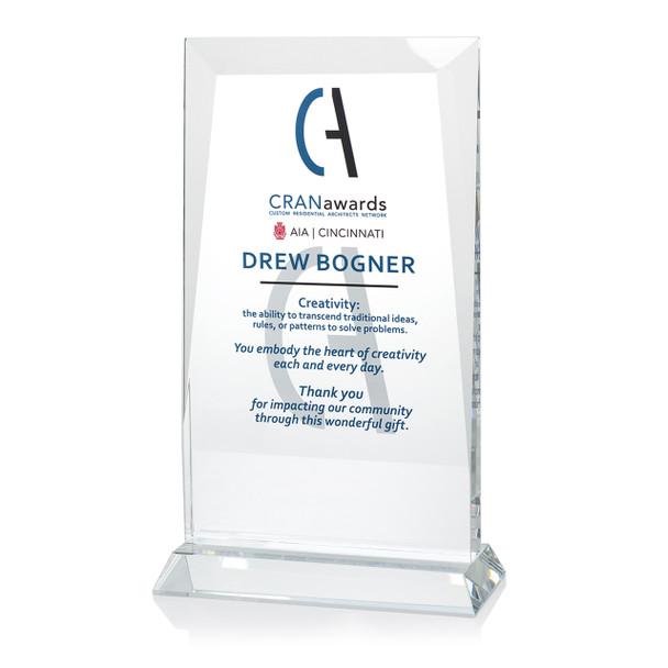 Noble Optical Crystal Award