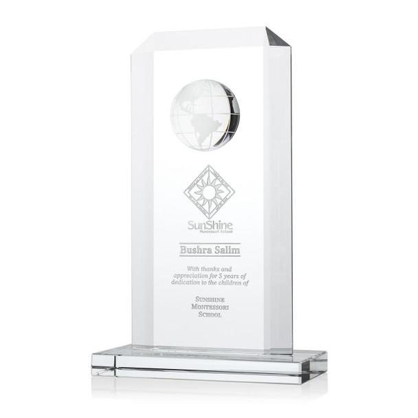 Earth Optical Crystal Award