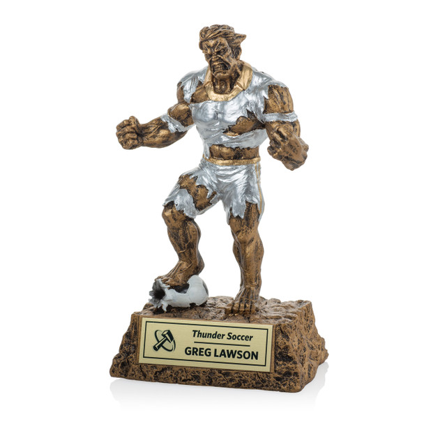 Monster Theme Trophies