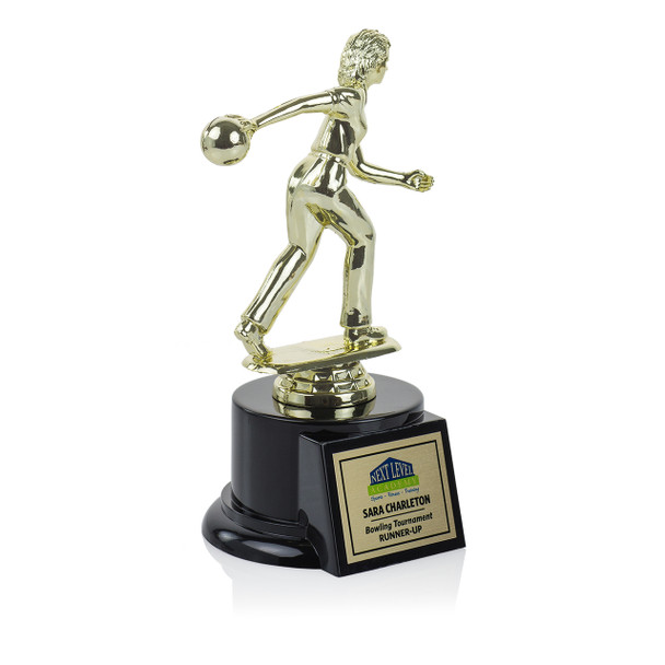 "Achiever Elite 7"" Trophy"