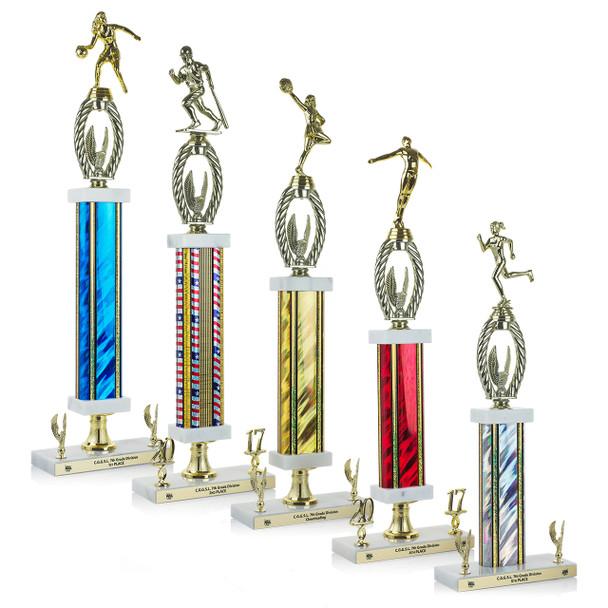 Excel Series Trophies (5 Sizes)