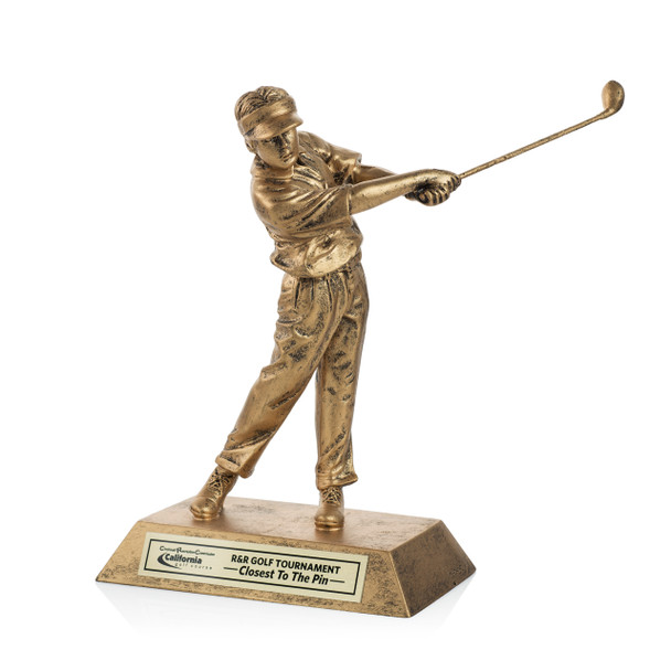 Sculptured Golf Award