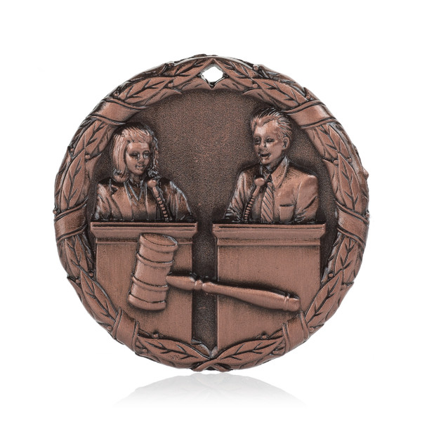 "Debate  2"" Activity Medal"