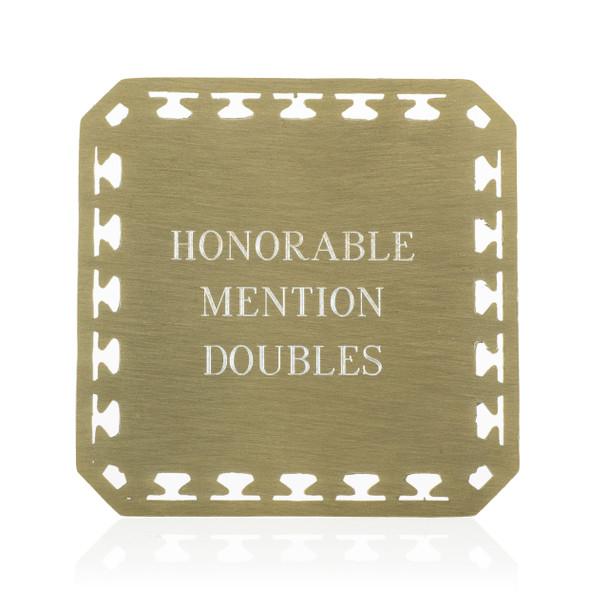 Stars Décor Medal with Activity Emblem