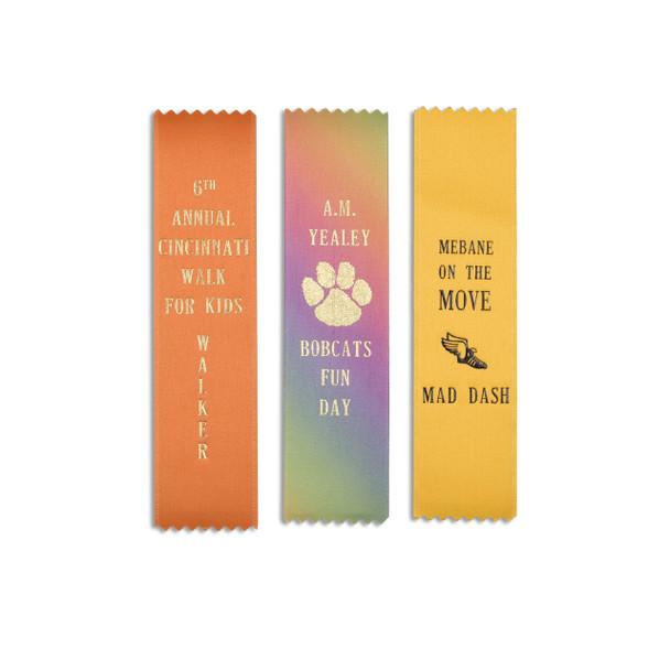 Custom Printed Ribbons