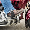Boot Straps for Bikers