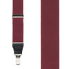 1.25 Inch Elastic Drop Clip Suspenders (Y-Back)