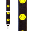 Happy Face Suspenders for Kids