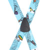 Fishing Lures Suspenders 1.5 Inch Wide - Construction Clip