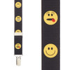 Silly Face Suspenders for Kids