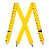 Tape Measure Suspenders for Kids - 36 Inch Only
