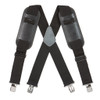 Black Support Suspenders