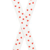 Hearts Suspenders for Kids