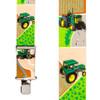 Green Tractors Suspenders