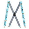 Fishing Lures Suspenders 2 Inch Wide - Construction Clip