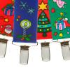 Christmas Cheer Suspenders