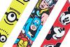 Licensed Characters Suspenders