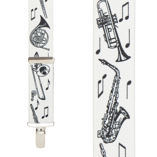 Musical Instruments Suspenders