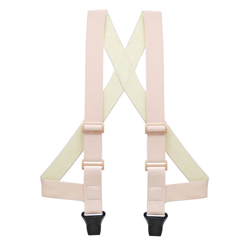 Undergarment Suspenders - Airport Friendly SIDE CLIP