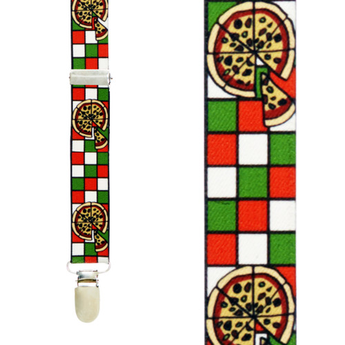 Pizza Suspenders