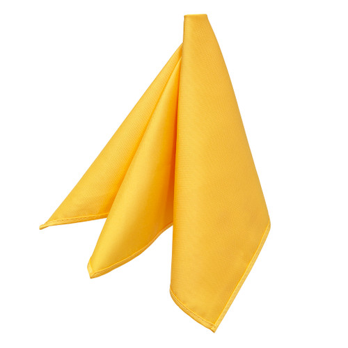 Pocket Square - GOLDEN YELLOW